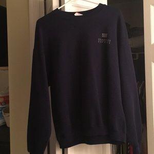 Tops - Crew neck sweatshirt